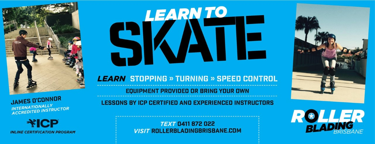 Learn To Rollerblading