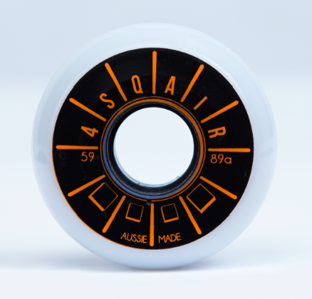 4SQAIR 59mm/89a WHEELS