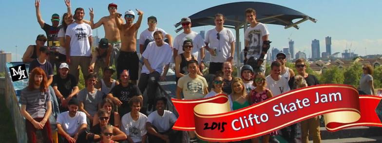 2015 Clifto Skate Jam