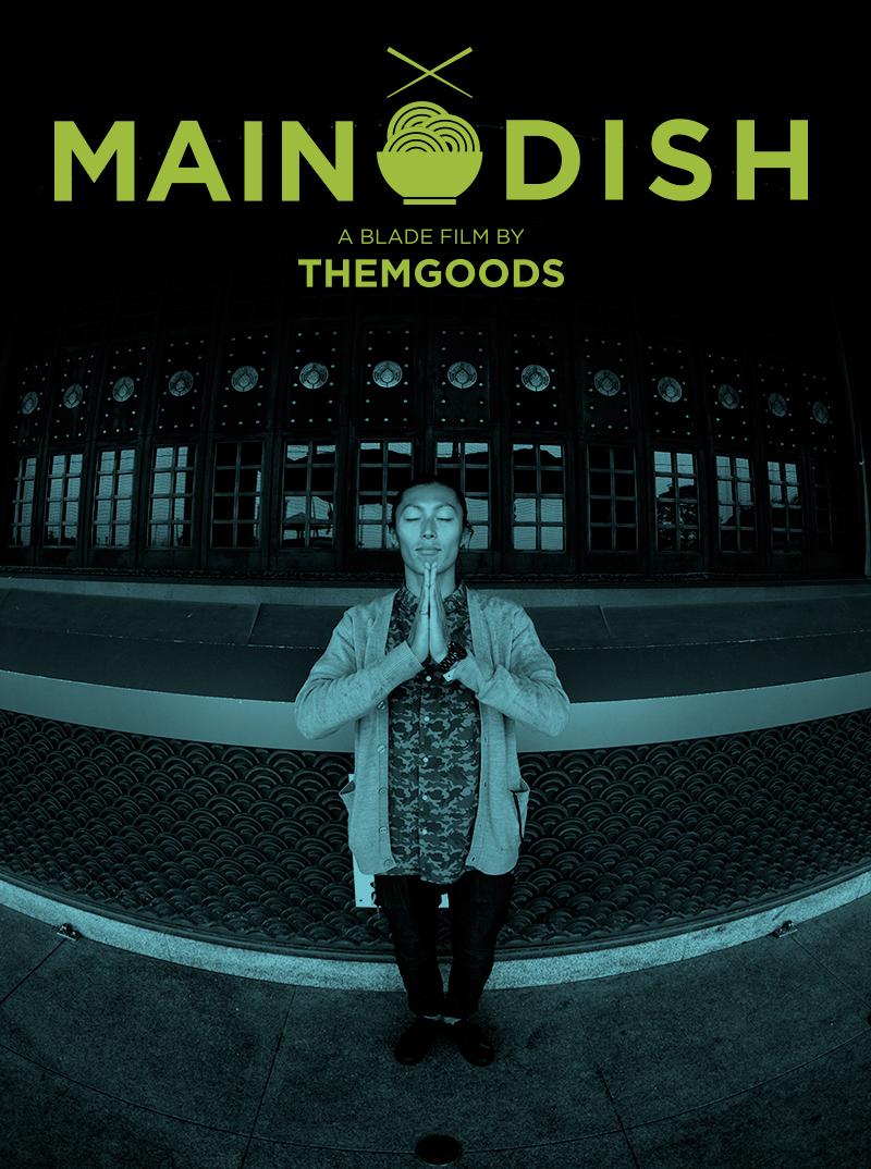Main Dish Poster