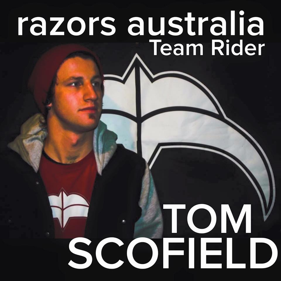 Tom Scofield Razors