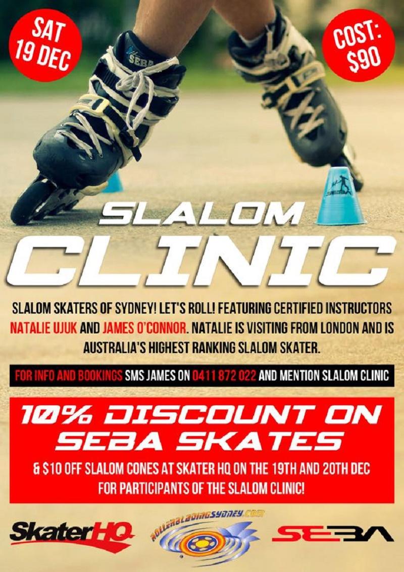 Slalom Clinic