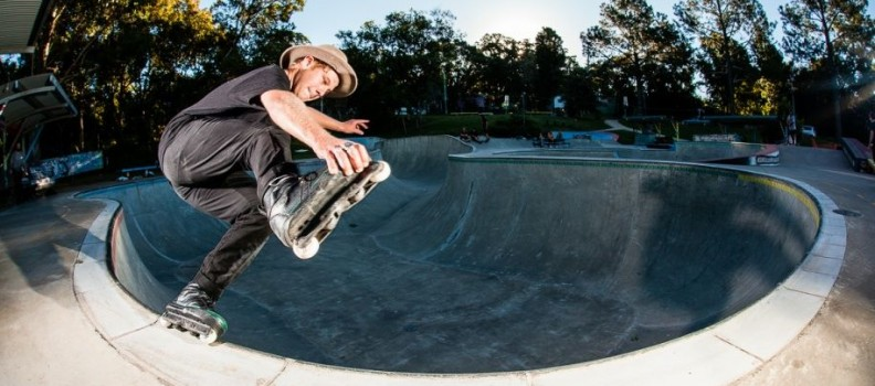 Craig Brocklehurst interview: mates, beers, bunnies and blading in the Harbour City