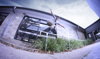 Australian Rollerblading Open champion Rhys Bell's new 2014 Profile