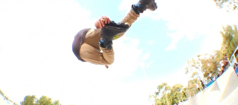 ARO Weekender: Rob Kellett's edit from the Australian Rollerblading Open 2015