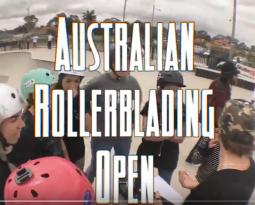 Australian Rollerblading Open 2016