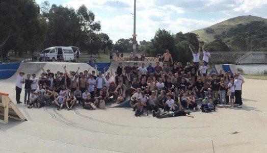 Australian Rollerblading Open 2015: All the results, photos and videos from Tuggeranong Skate Park