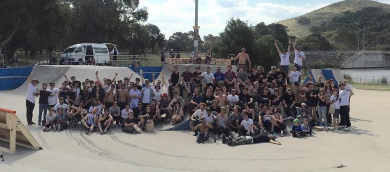 Australian Rollerblading Open 2015: All the results from Tuggeranong Skate Park in Canberra