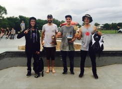 All the results from the Queensland Titles 2015 at Fairfield Skate Park in Brisbane