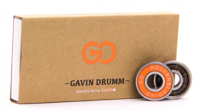 Gavin Drumm Pro Bearings Go Project