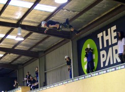 Official Australian Rollerblading Open 2014 video and review (The Park, Geelong)