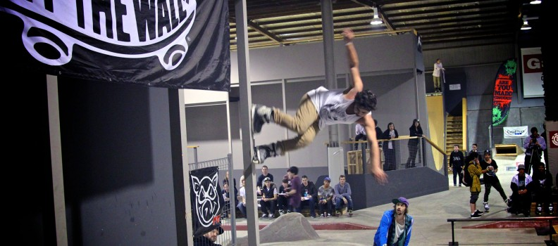 Australian Rollerblading Open 2014: All the videos, photos and results in one place
