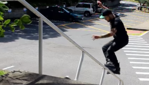 Velvet Couch Clothing adds New Zealand shredder Carl Tangen to the team for 2015