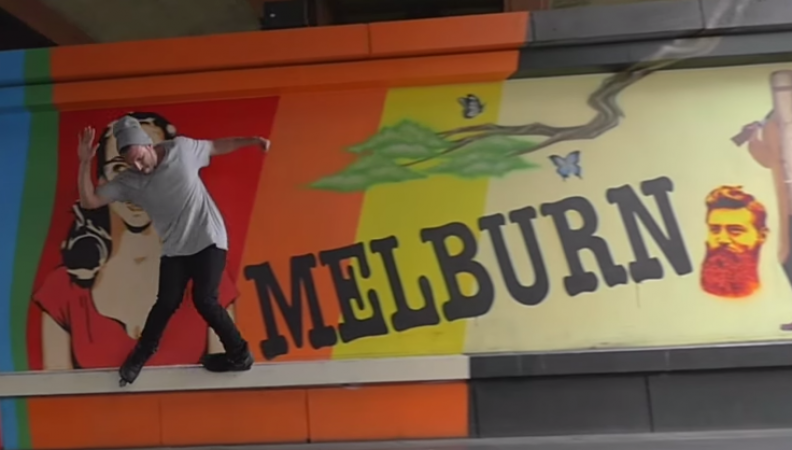 Austin Paz presents Lost Dingos 2015 tour in Dubai, Melbourne and Sydney for The Booted