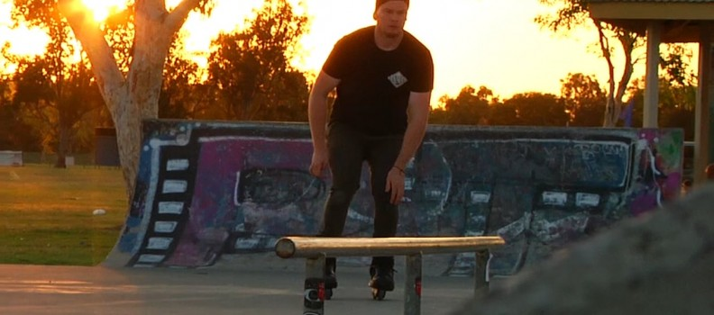 Zunday: An afternoon at Zillmere Skate Park with Rob Kellett and James McErlain