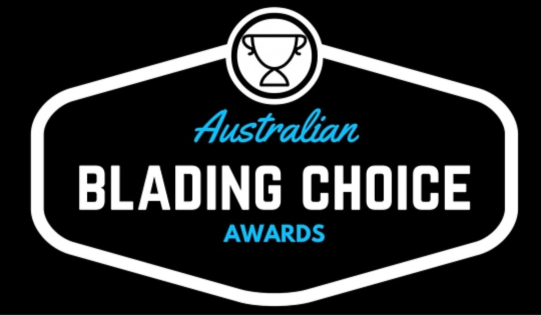 Rollerblading.com.au is a proud media partner of the inaugural Australian Blading Choice Awards