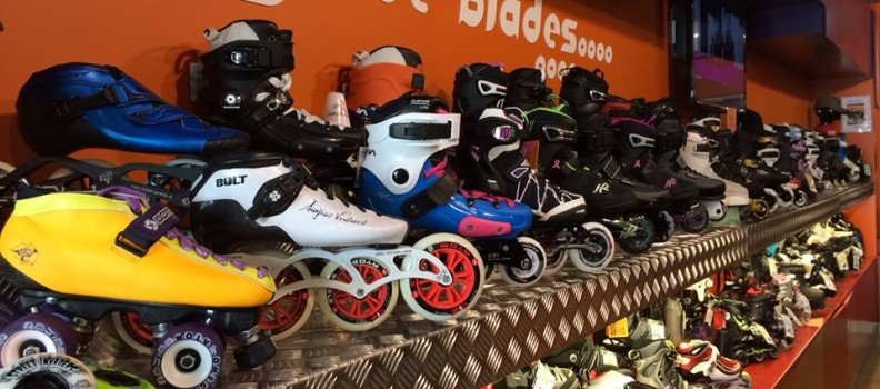 Pay it forward: Donate a pair of kids' skates and help the next generation