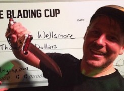 CJ Wellsmore takes out his second Blading Cup in 2014 in Santa Ana, Califorina