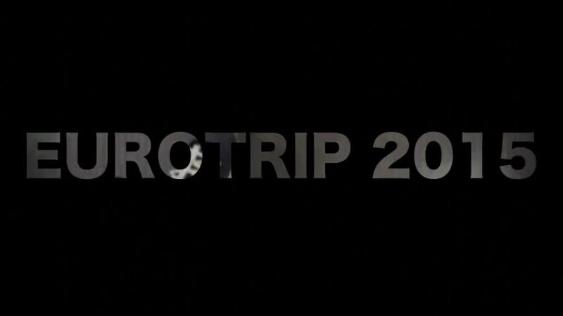 Euro Trip 2015