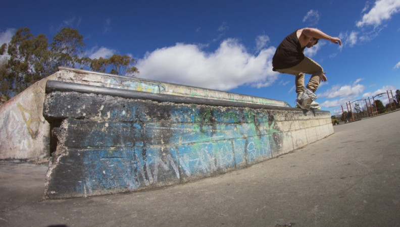 Canthrax 2014 edit featuring Rhys Bell, Iain Smith, Tristan Richards, Matt Dudley and more