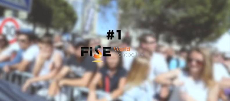 CJ Wellsmore in the SEBA Street Summer Tour Episode #1: FISE World Montpellier