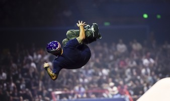 The Bonecrusher: Chris Haffey on Nitro Circus Australian tour on the Gold Coast