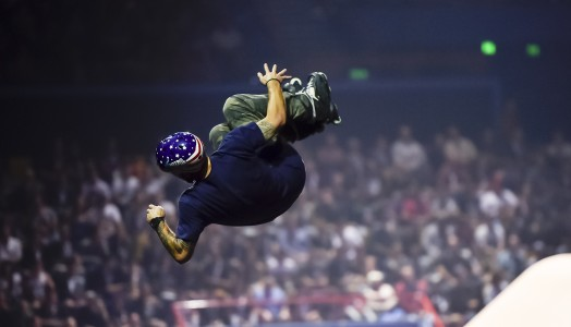 The Bonecrusher: Chris Haffey on Nitro Circus Australian tour on the Gold Coast