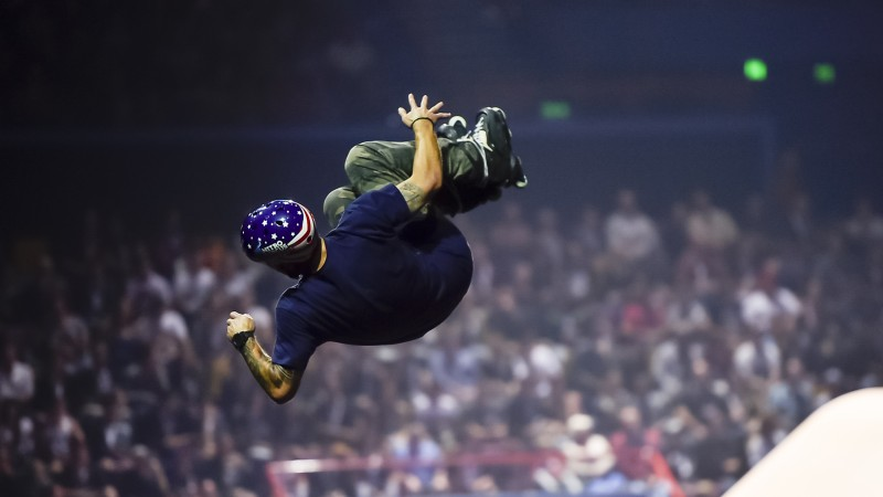 Chris Haffey Nitro Circus