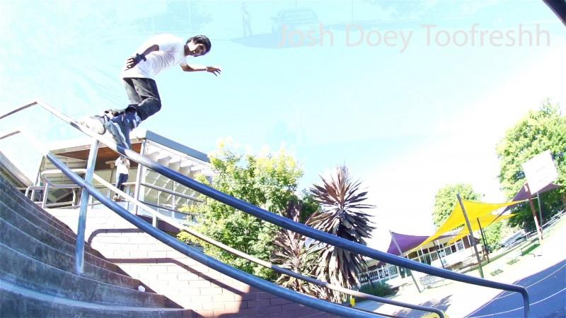 Josh doey toofreshh