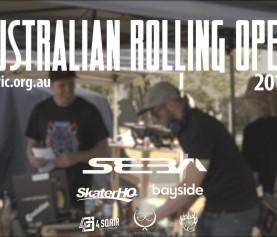 Brad Watson has dropped his killer edit from the Australian Rolling Open 2015 in Canberra