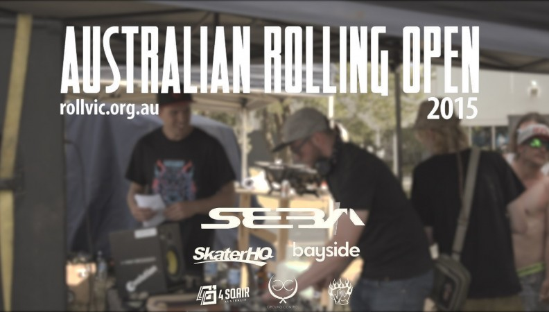 Brad Watson has dropped his killer edit from the Australian Rolling Open 2015 in Canberra