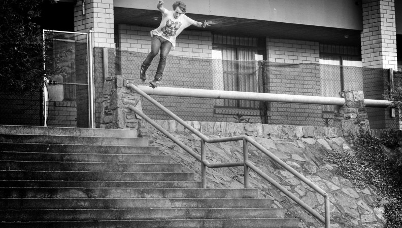 Sydney's Phil Moss finally drops his full street edit after joining the Remz Australia team