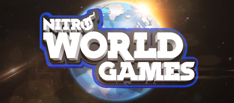 Rollerblading will feature in the inaugural Nitro Circus World Games in Salt Lake City, Utah