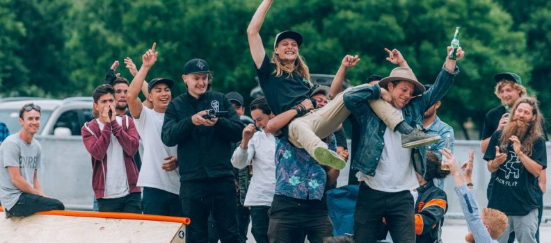 Oliver Czaja interview: Meet the Australian Rollerblading Open Street Champion for 2015