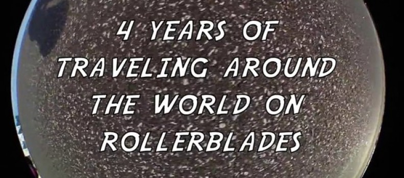 Australia features in Michael Pedersen's new video of his global travels