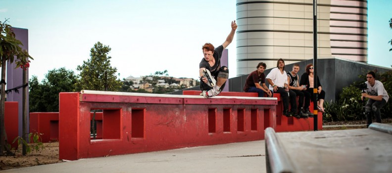 The official video for Red Ledge Rivalry street competition in Brisbane is online