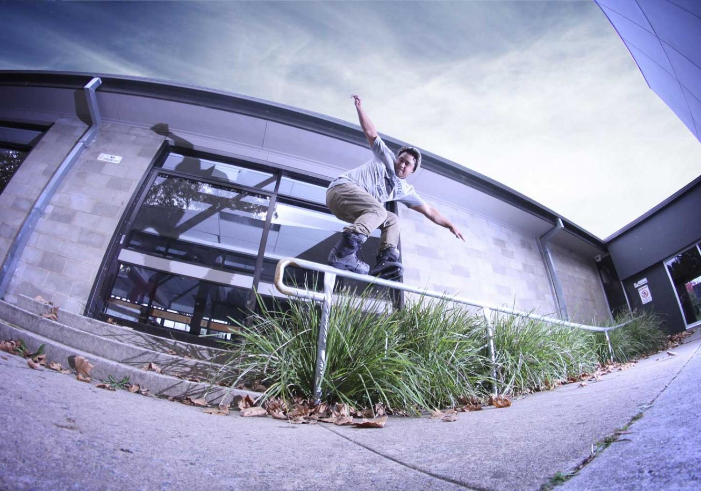 Inline skate learn