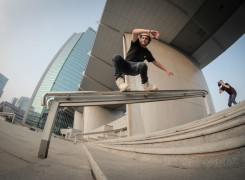 Tianjin to Beijing: Velvet Couch Clothing team in China by Mitchell Macrae