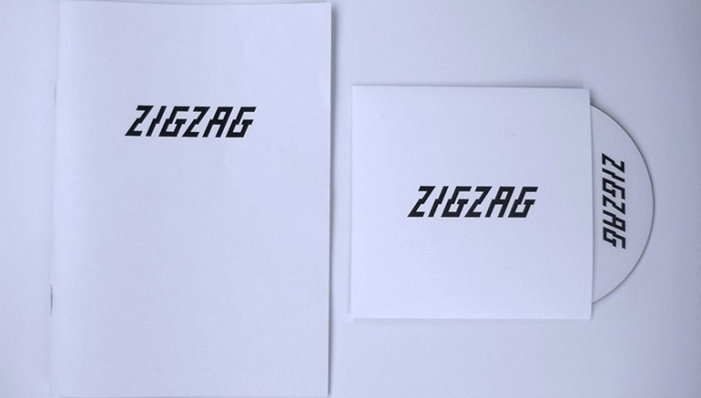 ZIGZAG Zine and DVD by Jarrod Thackeray and Robbie Pitts available now on Big Cartel