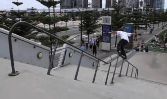 Kal Crew's Tom Sawyer 2014 compilation is the one of the best Aussie edits this year