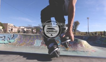 CJ Wellsmore travels through France in the SEBA Street Summer Tour Episode #2