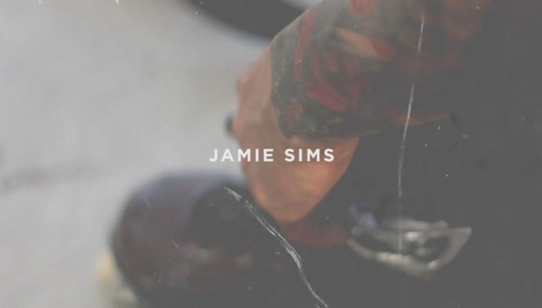 The Firm presents a killer short section featuring Jamie Sims: Edit by Rob Kellett