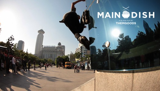 Australia's Gavin Drumm and Robbie Pitts feature in Themgoods' new VOD Main Dish
