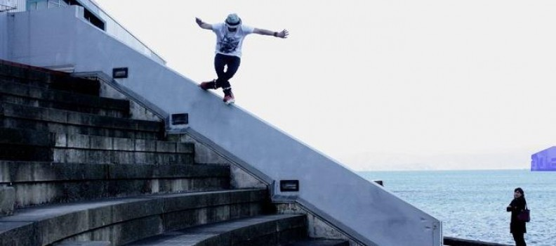 New Zealand's Thomas Scofield drops killer new edit, now calls Australia home