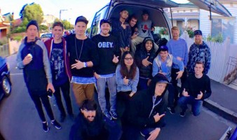 VanuaTour: Matt Caratelli's edit of the trip from Melbourne to Canberra for ARO 2015